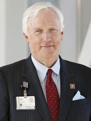 Daniel Evans, IU Health's chief executive officer and