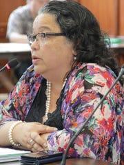 Guam Election Commission Executive Director Maria Pangelinan