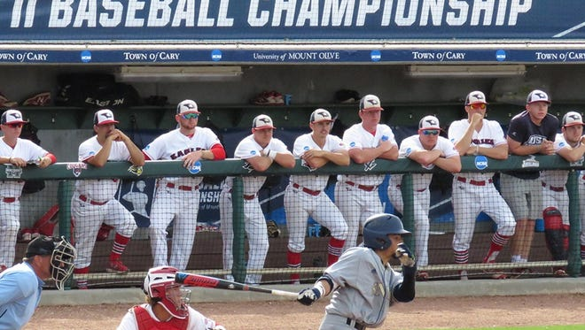 The University of Southern Indiana made its fifth World Series appearance in program history this weekend.
