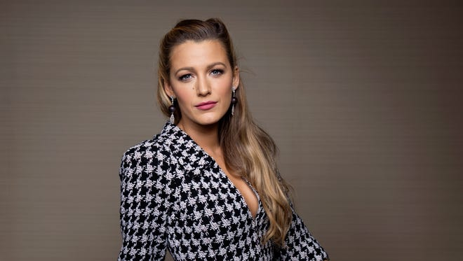 Blake Lively injured her hand on the set of the movie 'The Rhythm Section.'