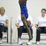 USA national team gymnast Trinity Thomas punches ticket to states - in diving