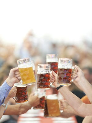 Drink local at The Local in Mount Holly, with beers from 15 different New Jersey craft breweries.
