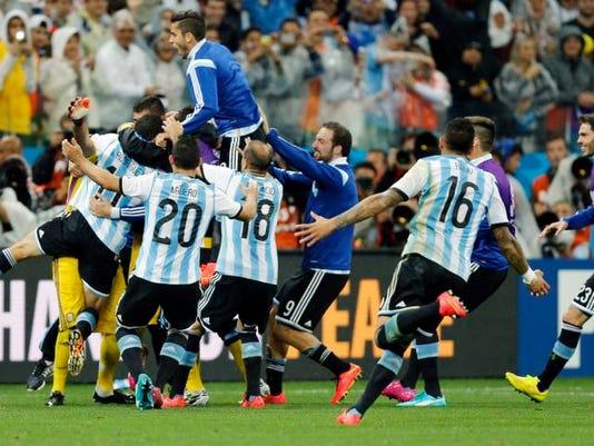 0710  Netherlands Argentina