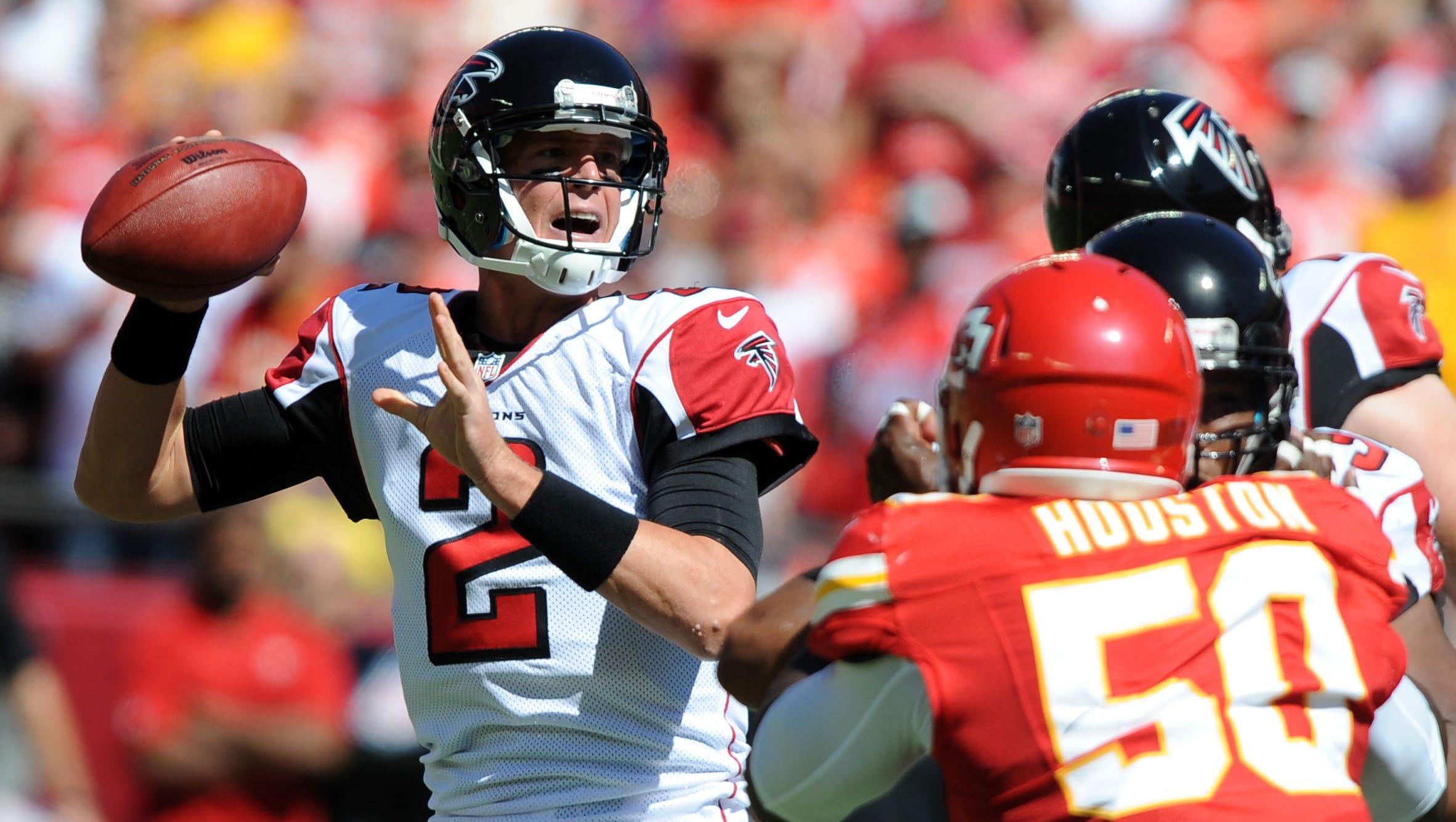 4. Matt Ryan, Atlanta Falcons
