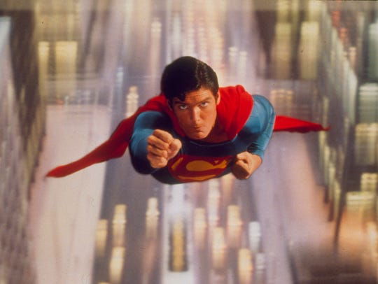 Christopher Reeve became a hero for a generation in