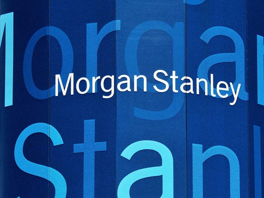 Morgan Stanley Profits Plunge Amid Global Economic Uncertainty