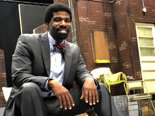 Ekundayo Bandele, founder and CEO of Hattiloo Theatre.