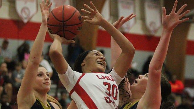 The Aucilla Christian girls basketball team defeated NFC 47-44 on Thursday night.