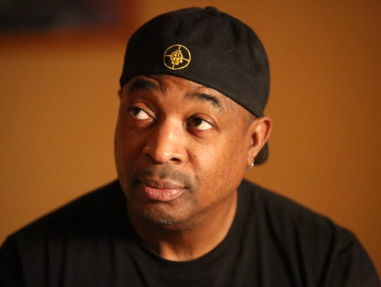 "Chuck D is featured in ""The King."""