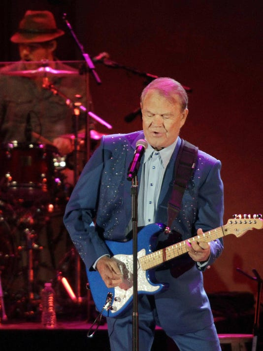 Glen Campbell and friends Hollywood Bowl