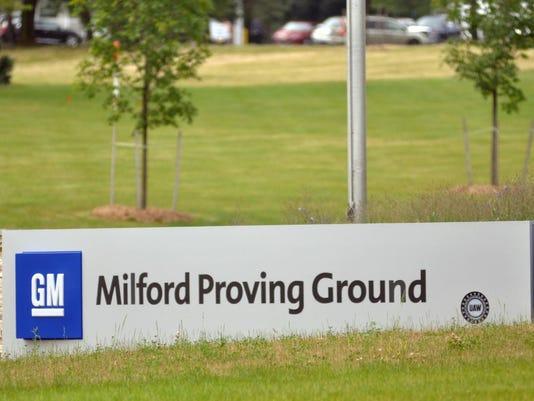 MTO GM Proving Ground