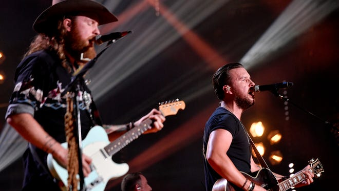 """The Brothers Osborne's video for """"It Ain't My Fault"""" was named Music Video of the Year at the 2017 CMA Awards."""