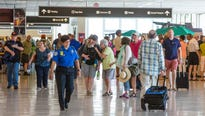 New domestic air service fueled the 2017 surge in passengers at Southwest Florida International, with December a record-setter for that month.