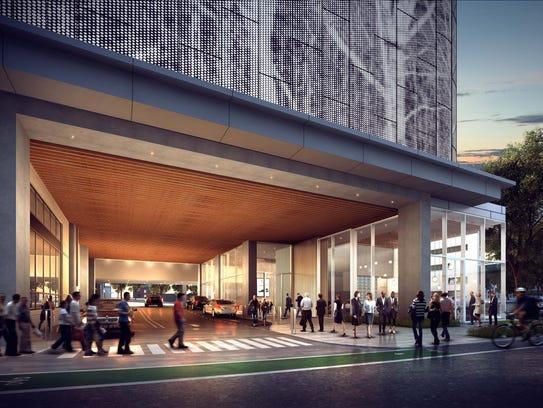 Moore Building Renderings For Midtown Property Show 15