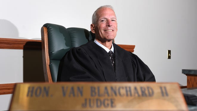 Coshocton Court Juvenile/Probate Judge Van Blanchard II and his staff started thefree Family Law Clinic to provide legal help to families in the family court system.
