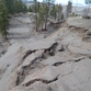 Breaks monument road sinks; BLM issues emergency closure