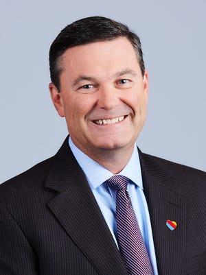 Southwest Airlines President Tom Nealon.