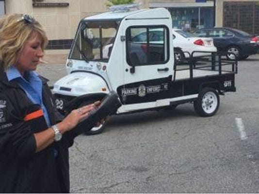 Vandayburg's new electric car