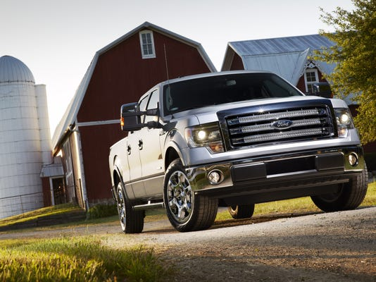 Pickups, cars dominate Top 20 sales list for July