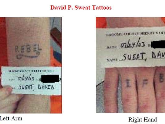 sweat tattoos