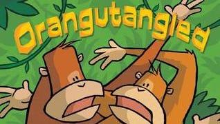"""Sudipta Bardhan-Quallen's """"Orangutangled."""""""