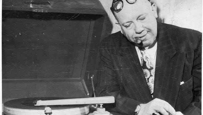 Syd Nathan, the founder of King Records, was featured in an Enquirer profile in 1949 when he was making country and R&B hits before he helped give birth to rock 'n' roll.