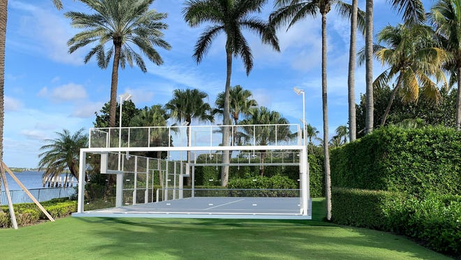 Palm Beach officials this week approved the town's first court for padel -- a sport described as a combination of tennis and racquetball -- that will face the lakefront at the Billionaire's Row estate of casino and resort mogul Steve Wynn.