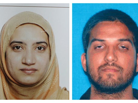 AP CALIFORNIA SHOOTINGS PROFILES IN RADICALIZATION I FILE