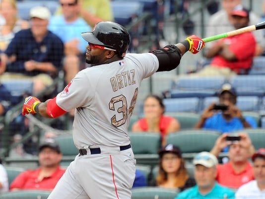Red Sox-Ortiz