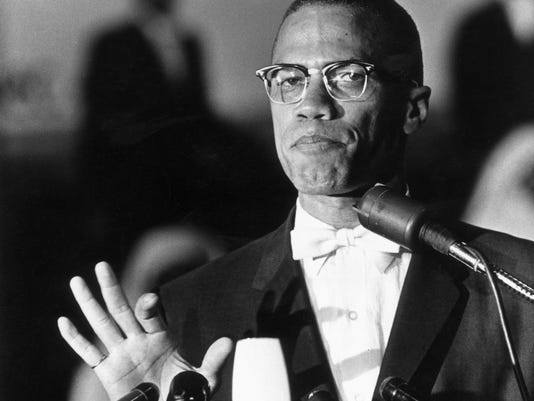 FILE - 50 Years Since The Assassination Of Malcolm X