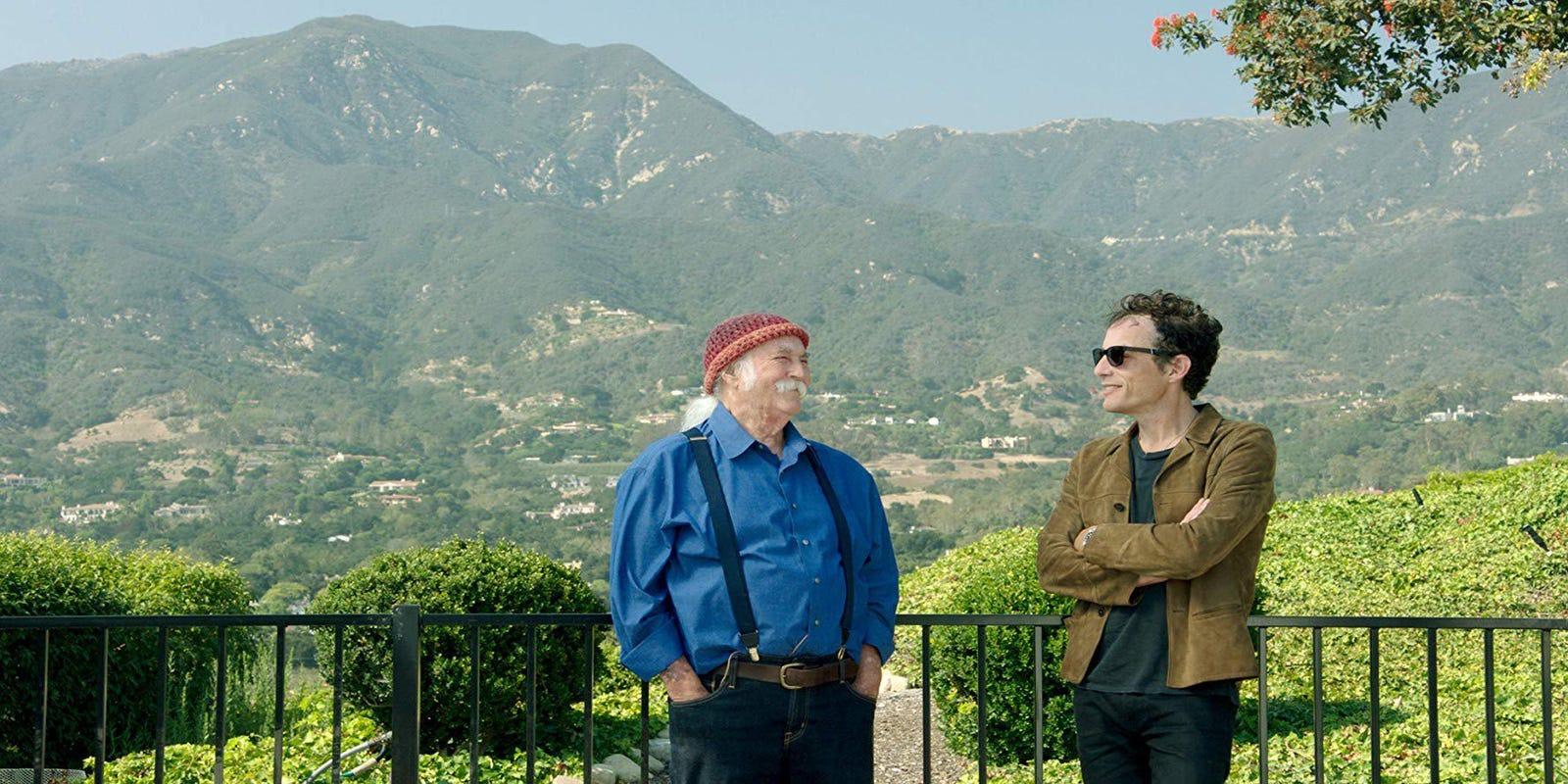 Doc fondly recalls Laurel Canyon music scene