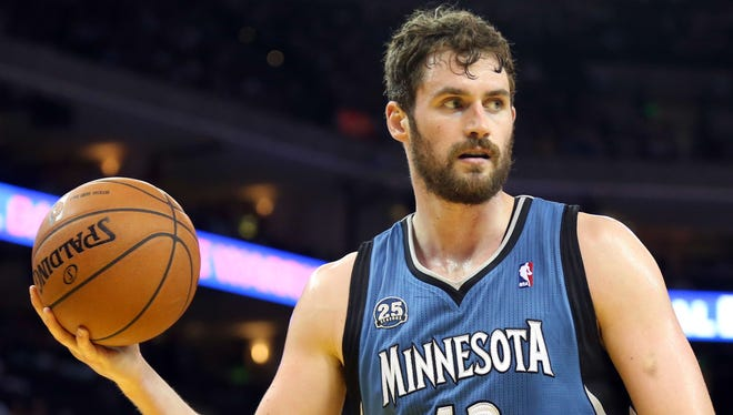 Kevin Love going to Cleveland means multiple options for the Cavaliers.