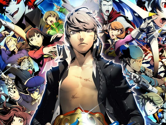 Flashy, anime-style characters are par for the course in Persona 4 Arena Ultimax.