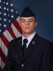 U.S. Air ForceAirman Jacob D. Selvey