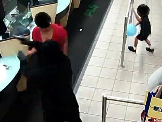 PLS robbery photo