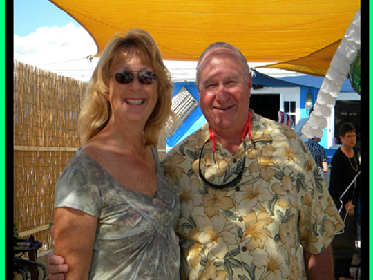 Mary and Ken Nies have donated their time to a number of causes in Southwest Florida
