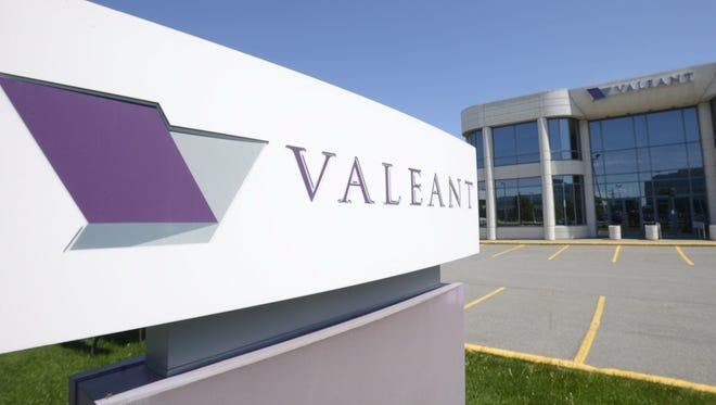 Valeant Pharmaceuticals first announced that it was buying Bausch + Lomb in 2013.