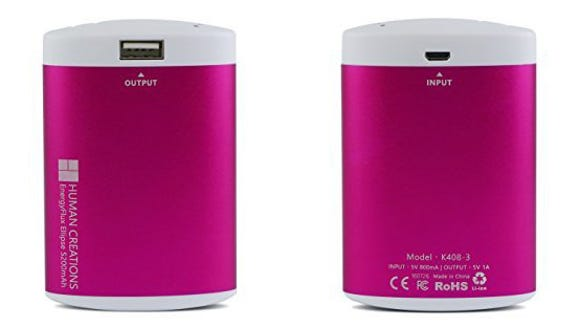 EnergyFlux Rechargeable Hand Warmer