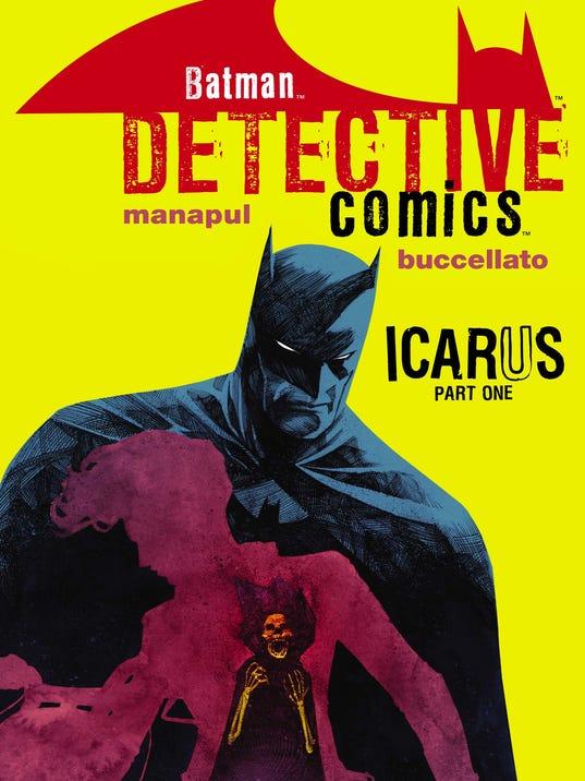 Detective Comics 30 cover