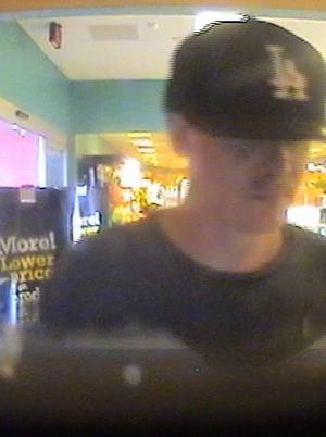 Phoenix police are looking for this man in connection with the robbery of one bank and attempted robbery of two others.