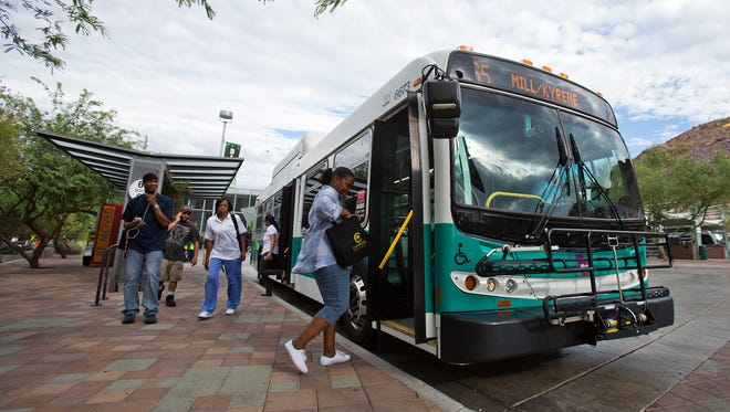 Tempe is proposing changes to its transit system as part of a three-year effort to cut costs.
