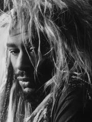"""George Clinton hit big with """"Atomic Dog"""" in 1982."""