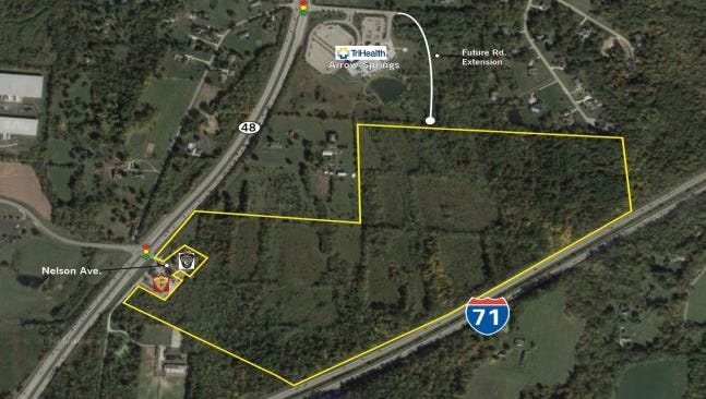 Schueler Group's July purchase of more than 105 acres of land in Lebanon could jumpstart new development near Ohio 48 and Interstate 71.