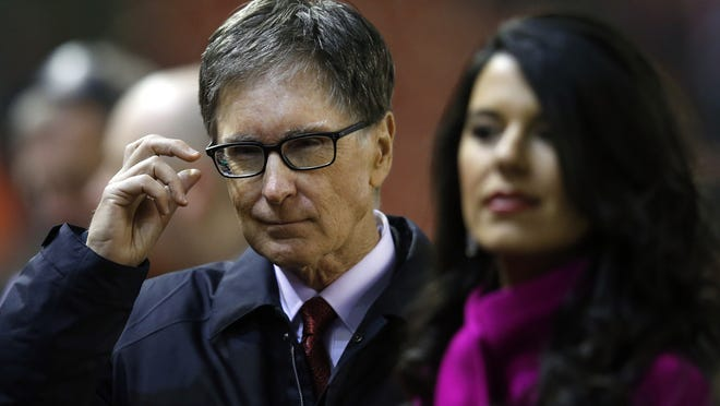 John Henry purchased majority stakes in the Red Sox and the Liverpool soccer club for a combined $1.15 million in February 2002 and October 2010. They are now valued by Forbes at a combined $5.5 billion.