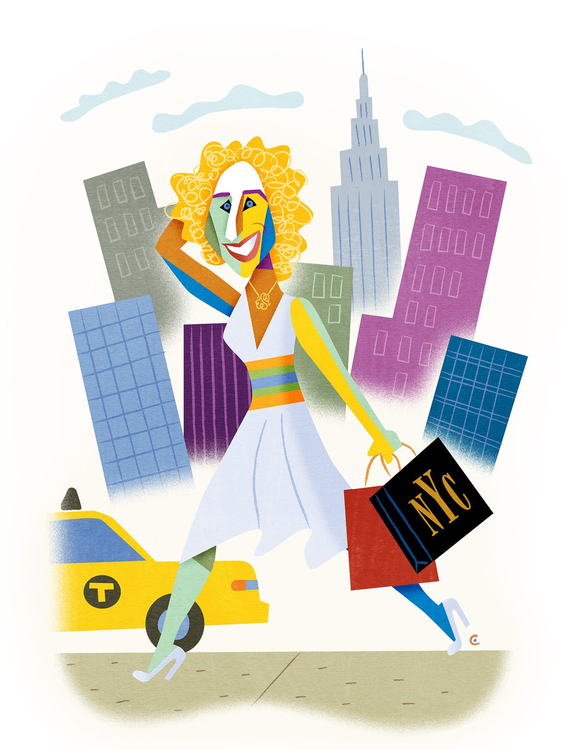 Pittsford native Susan Sagan Levitan loved life in Manhattan.