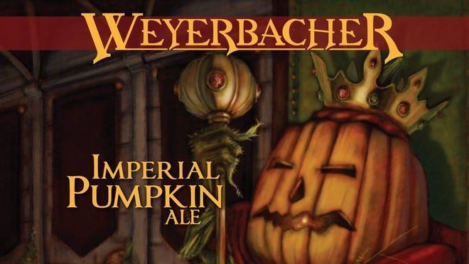 Weyerbacher Imperial Pumpkin Ale is among many fall-flavored selections.