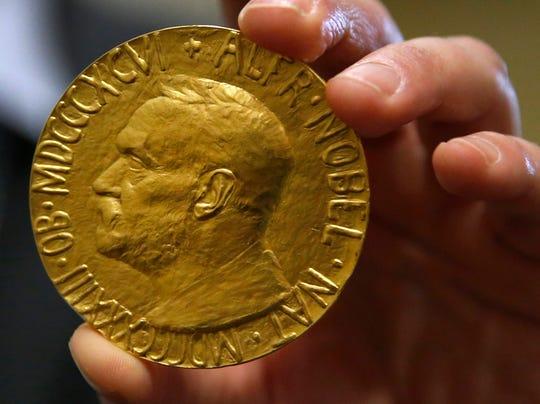 Nobel Peace Prize Auction