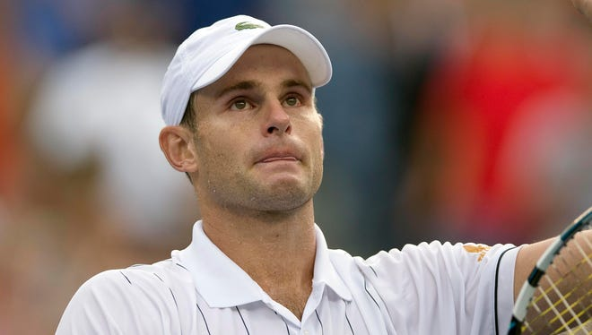 Andy Roddick is a minority owner in the Austin Aces of World TeamTennis.