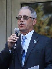James Hauenstein, Mater Dei Prep's new president, welcomed