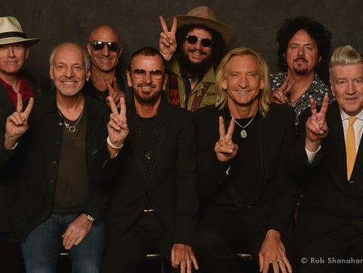 Ringo Starr et al